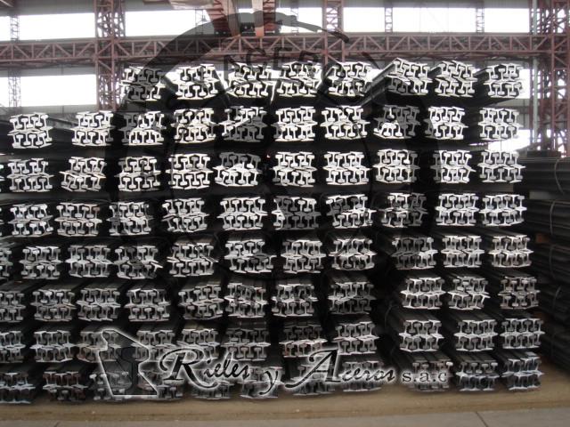 Rieles de 60 lb x 6 mts - copia